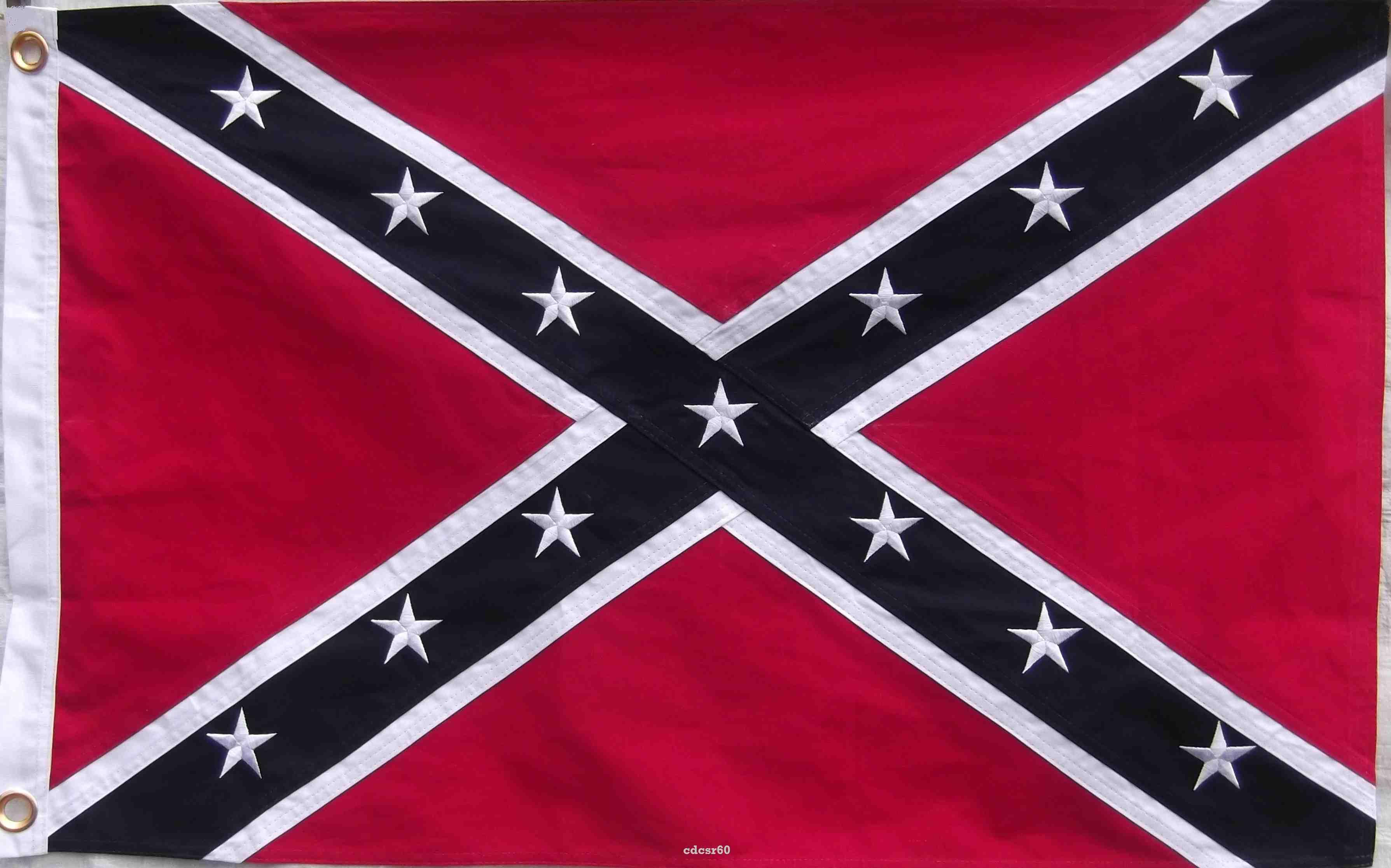 COTTON FLAGS - Louisiana Rebel