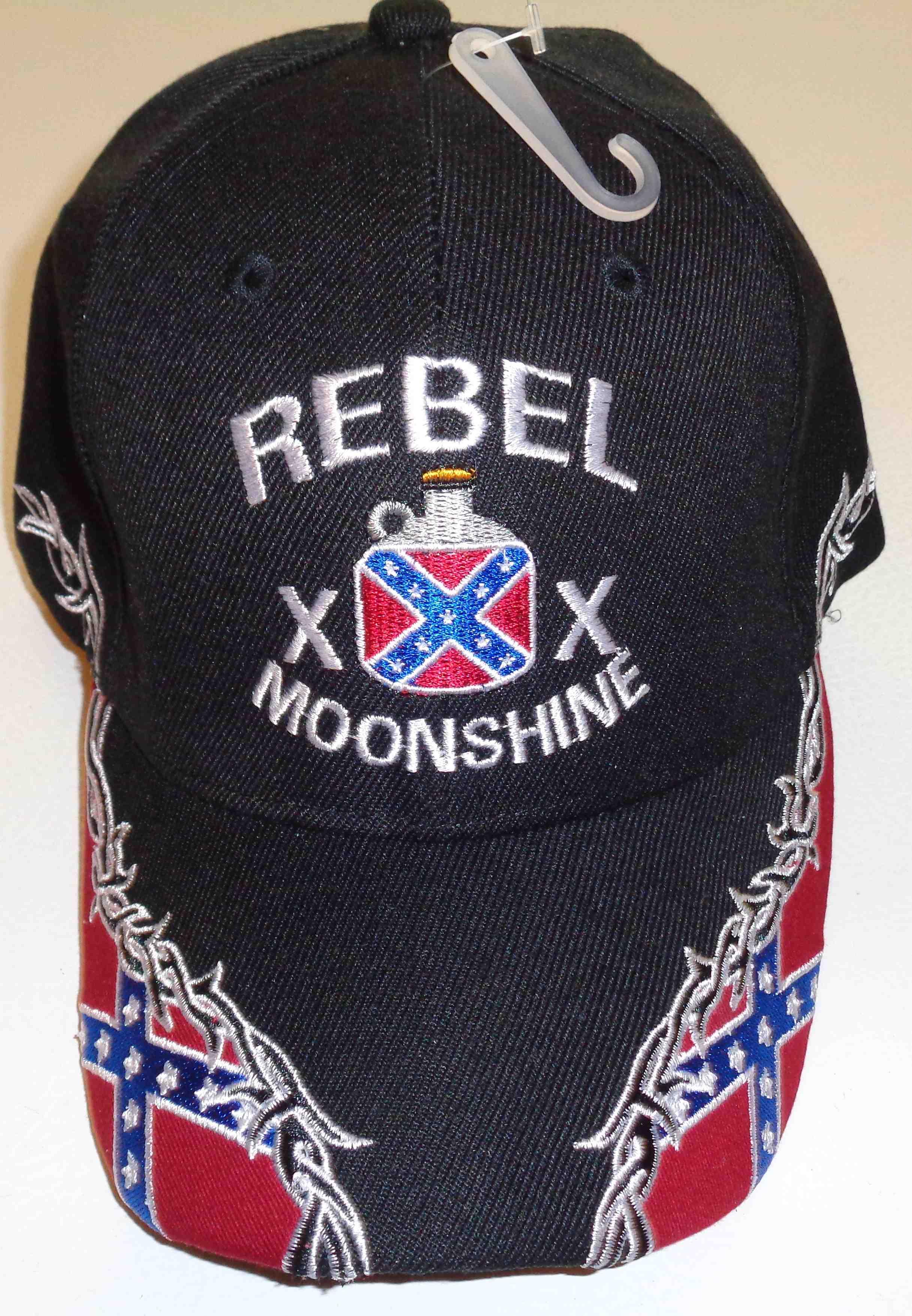 9181ef172cb9b CAPS   HATS - Louisiana Rebel
