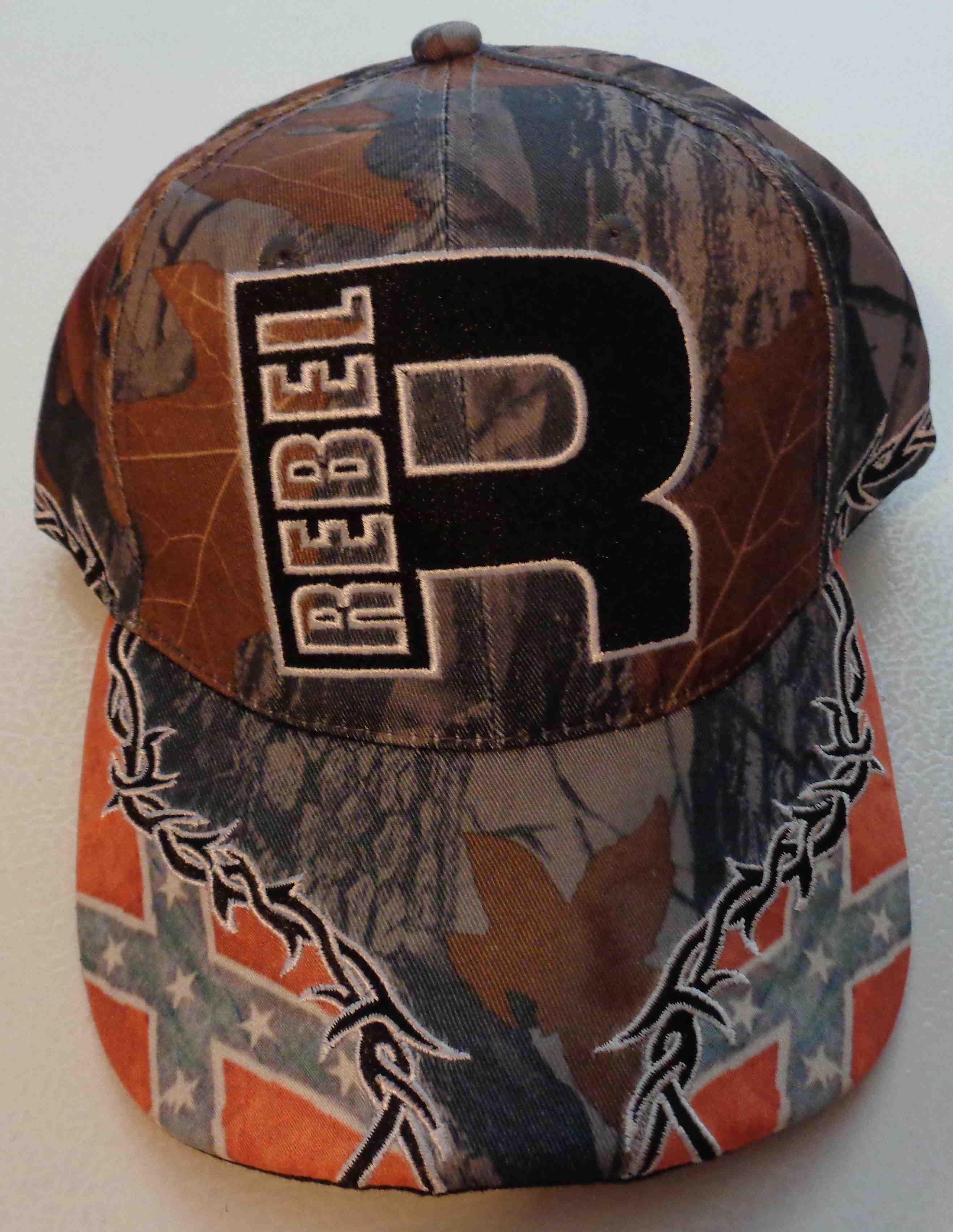 3385bf420c3f1 New camo Rebel R cap. FREE DOMESTIC SHIPPING